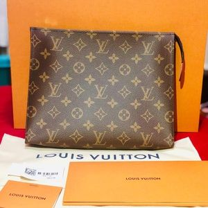 Hot hit LV Toiletry Pouch 26